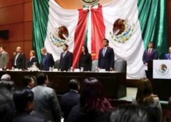Congreso de Coahuila guarda minuto de silencio por tiroteo 4