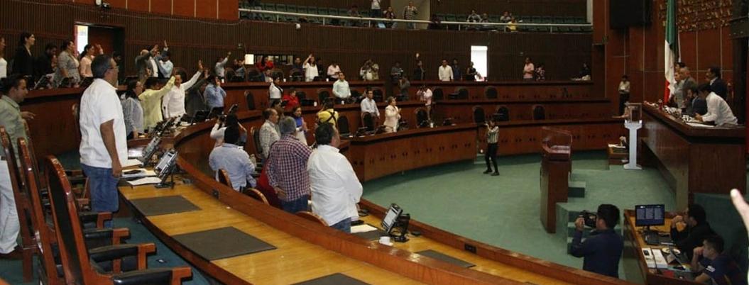 Diputados locales niegan haber recibido 36 mdp para gestoría