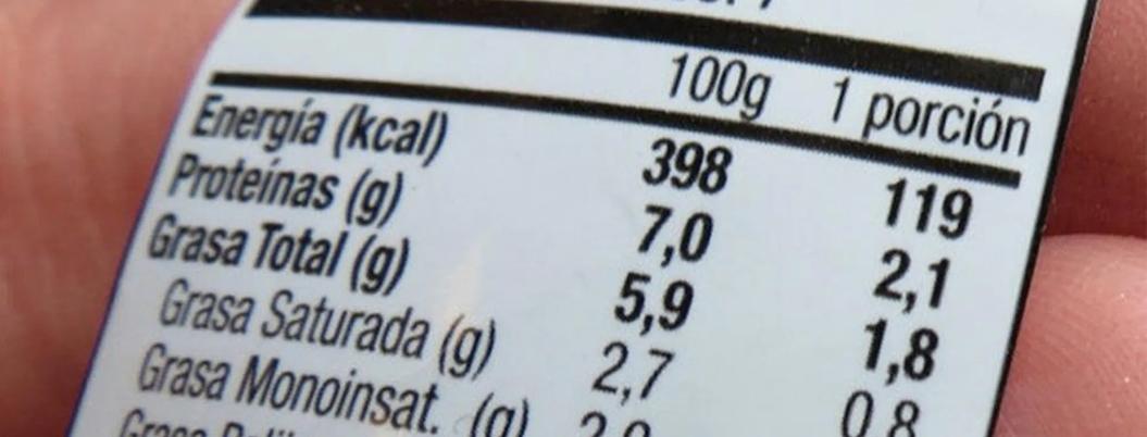 Empresarios se salen con la suya en etiquetado de alimentos