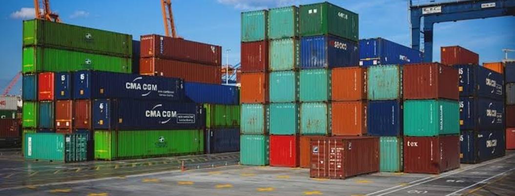 Exportaciones aumentan 2.3% en México
