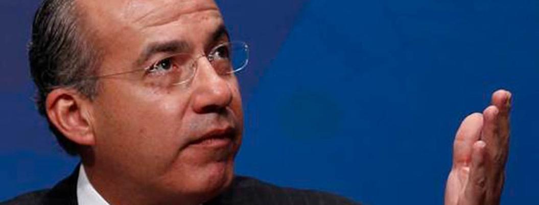 Calderón acusa a Obrador de poner apodos denigrantes