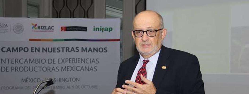 Miguel García, ingeniero agrónomo especializado en zootecnia