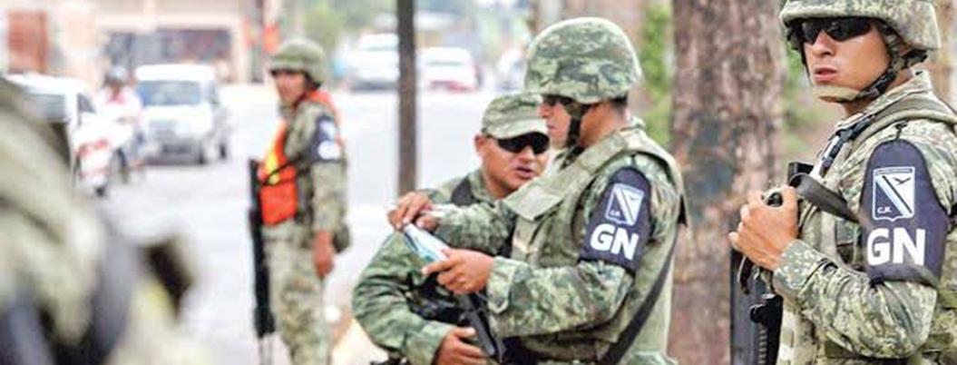 Guardia Nacional tendrá base permanente en Chilapa, señala Sandoval