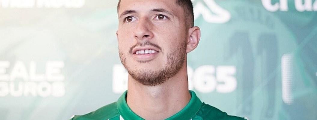 Guido Rodríguez debutó con triunfo en el Betis