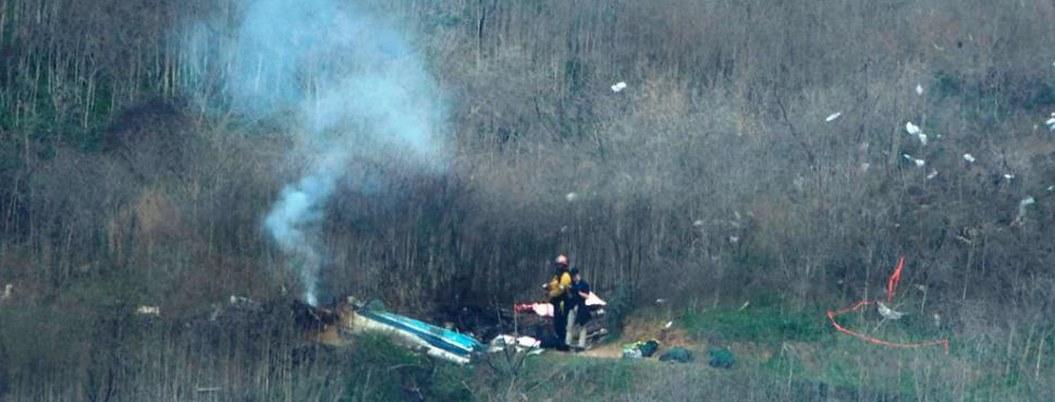 Helicóptero que llevaba a Bryant voló en condiciones peligrosas