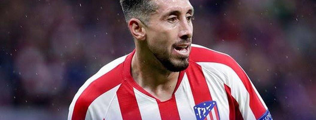 Héctor Herrera disfruta estilo Atlético de Madrid con Simeone