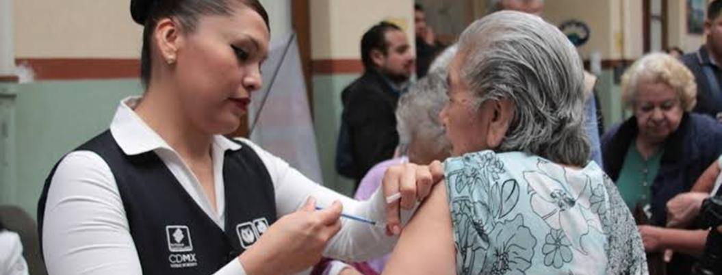Registran 73 mil casos de influenza en México