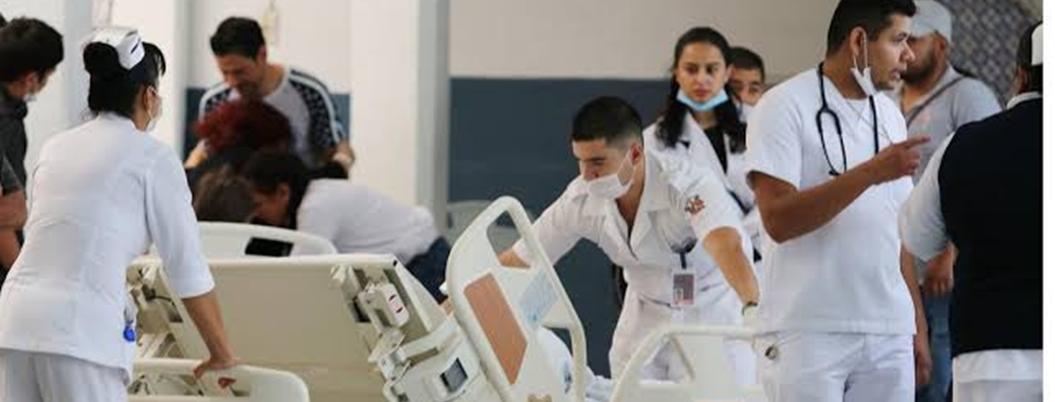Insabi contratará médicos y enfermeras para combatir el Covid-19