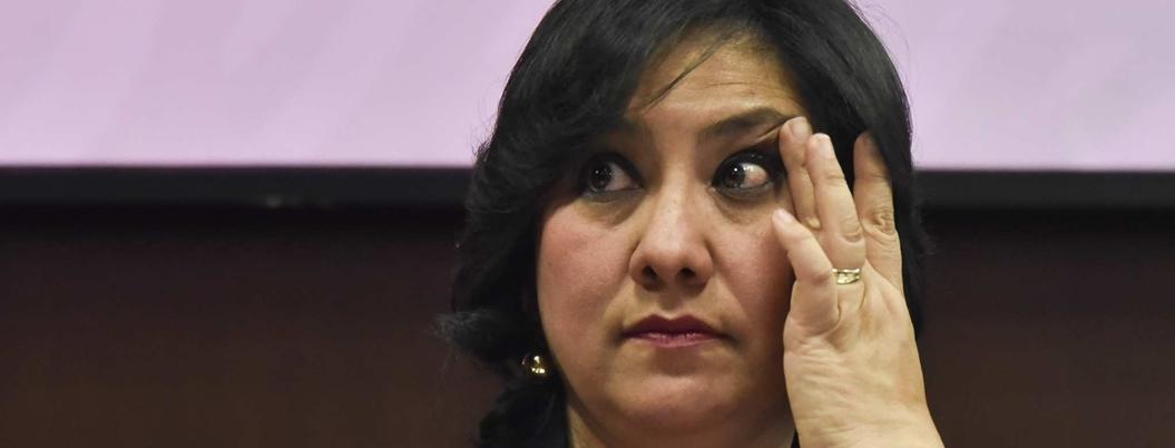 """Irma Eréndira advierte que """"la salud del pueblo es primero"""""""