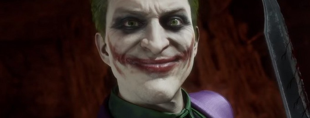 Mortal Kombat 11 reveló un tráiler en el que muestra a Joker