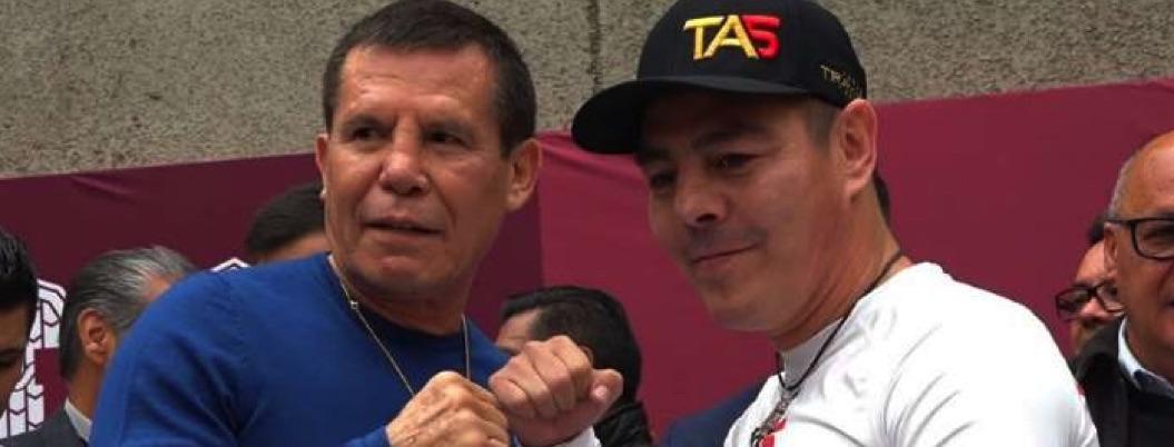 """Julio César Chávez y el """"Travieso"""" Arce se verán las caras de nuevo"""