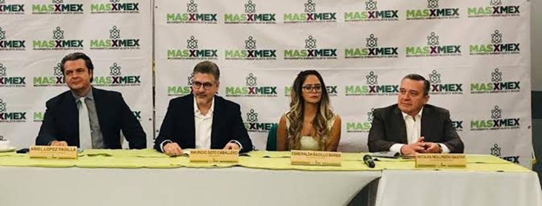Organización se convertirá en partido para realizar la 5T de México
