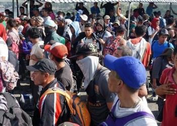 INM y asociaciones religiosas atenderán a migrantes 3