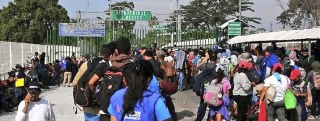 Migrantes pueden trabajar en México con programas de la 4T: AMLO