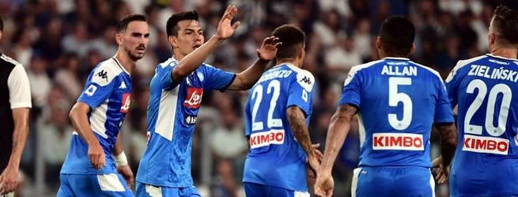 Napoli y 'Chucky' ante difícil prueba frente al Inter de Milán