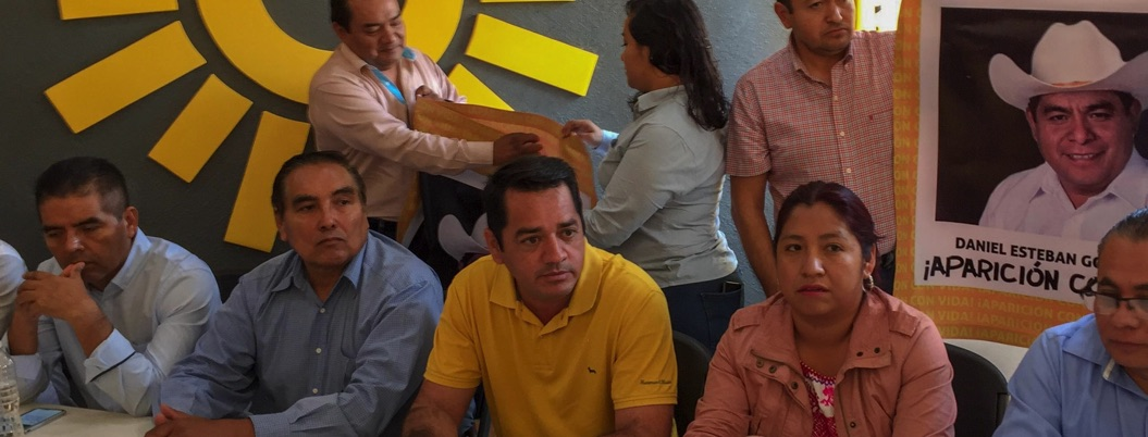 PRD exige justicia por asesinato del alcalde de Cochoapa El Grande