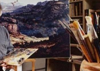 Muere Jorge Cázeres, destacado pintor morelense 4