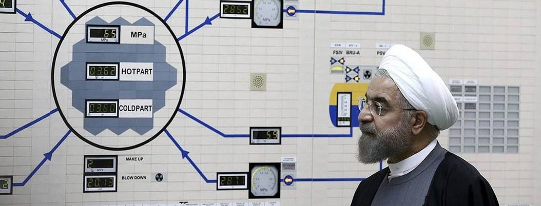 Rohaní presume que Irán está enriquecido uranio a su nivel más alto