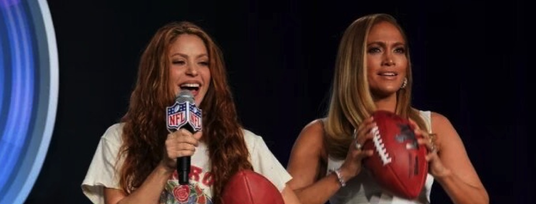JLo y Shakira prometen show empoderador en el Super Bowl