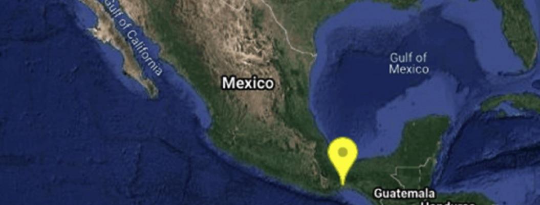 Sismo de 5.3 grados causa daños en el Istmo de Tehuantepec