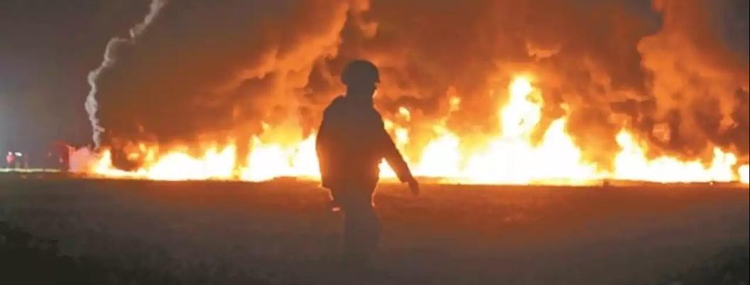 Tlahuelilpan, otra tragedia desatendida por el gobierno