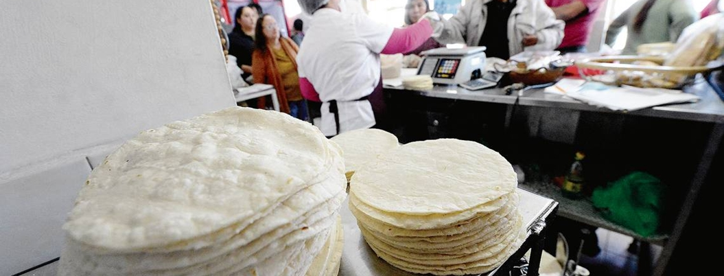 Tortilla subirá hasta 4 pesos por kilo a causa del Covid-19