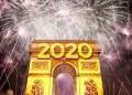 El mundo da la bienvenida al 2020 con júbilo, lágrimas y rezos 12
