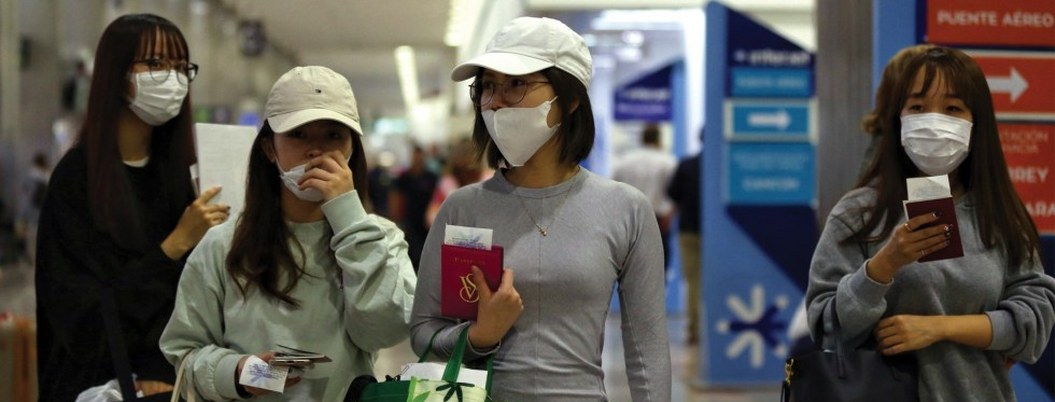 EU: pasajero procedente de México con sospecha de coronavirus