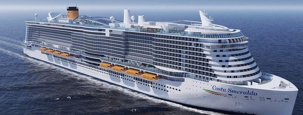 Crucero quedó varado en Italia por casos sospechosos de coronavirus