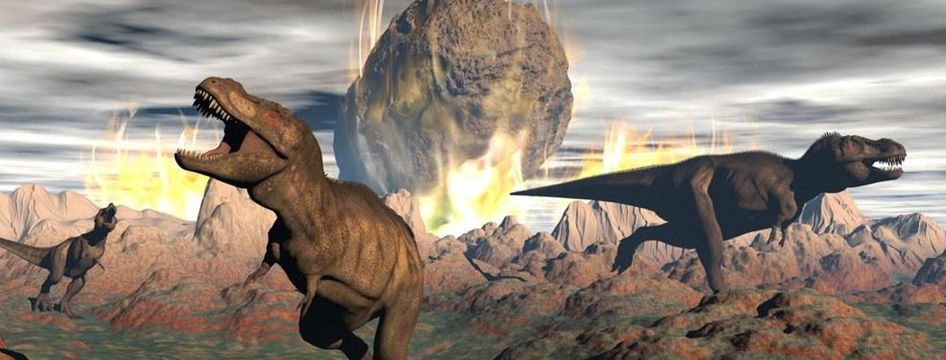 Nuevas evidencias sobre lo que extinguió a los dinosaurios