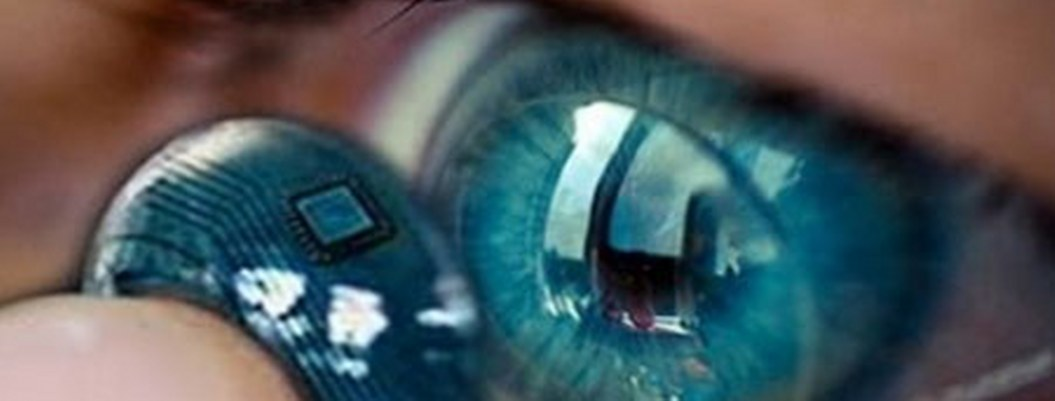 Desarrollan lentes de contacto con realidad aumentada
