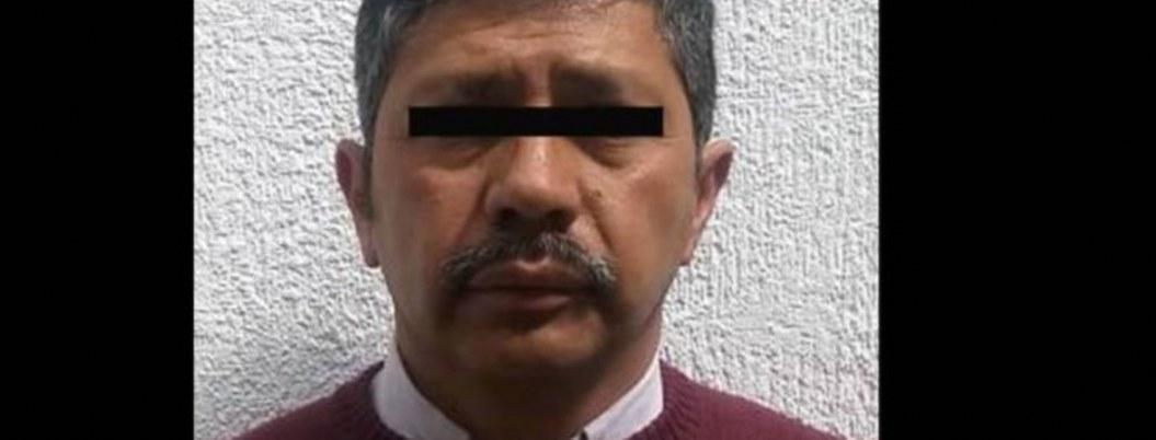 Cae maestro violador de niña de 9 años; 4 niñas más lo acusan