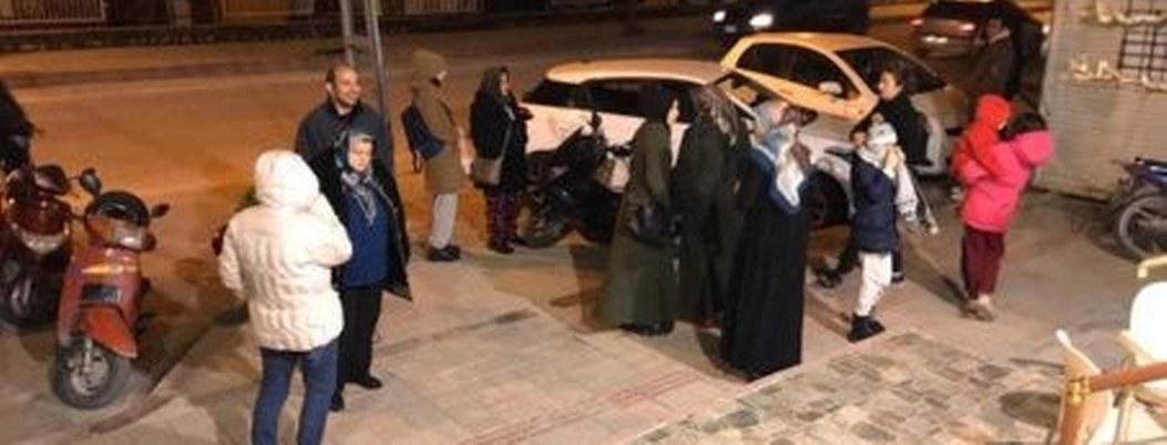 Sismo de 6.8 sacude el sureste de Turquía; hay 4 muertos
