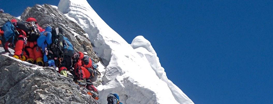 Nevadas retrasan rescate de surcoreanos perdidos en el Himalaya