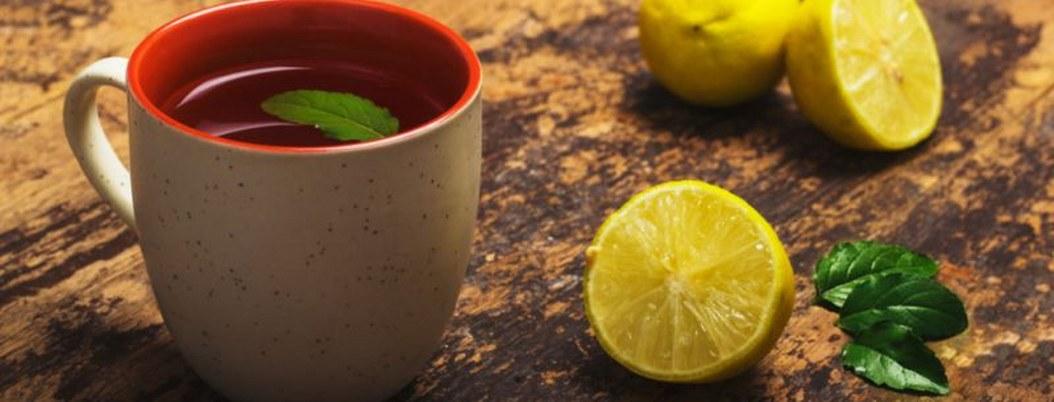 Beneficios del té limón para tu cuerpo