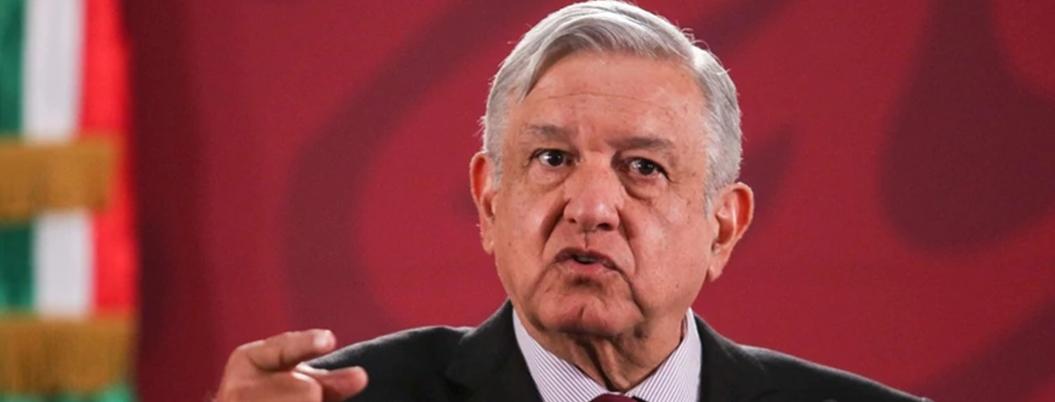 """""""No soy un presidente surgido de la élite"""", dice AMLO ante críticas"""