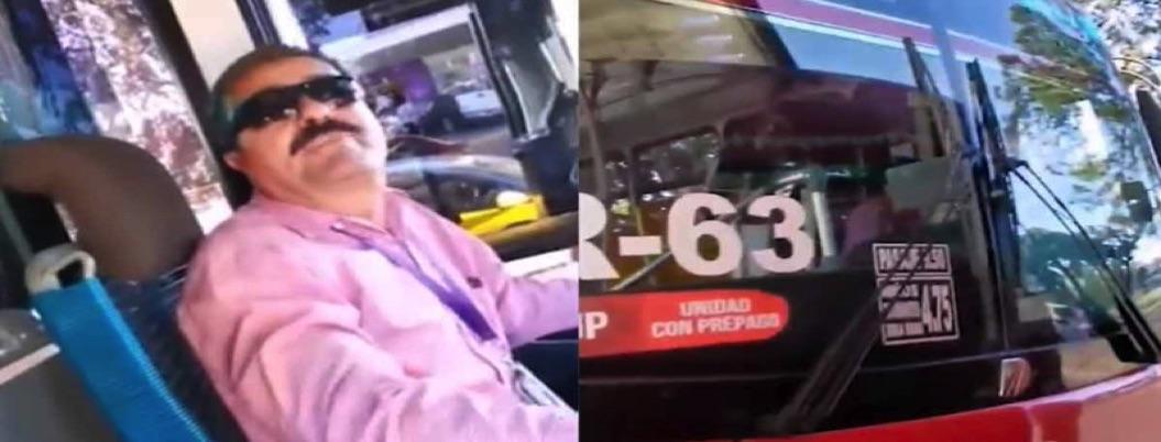 Chofer baja de autobús a pareja gay por besarse | VIDEO