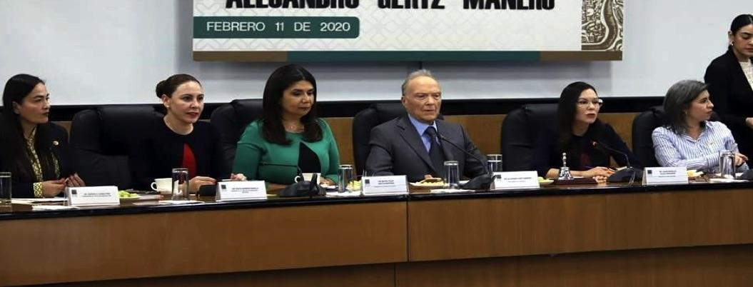 Diputadas acusan al Poder Judicial de dejar indefensa a la mujer