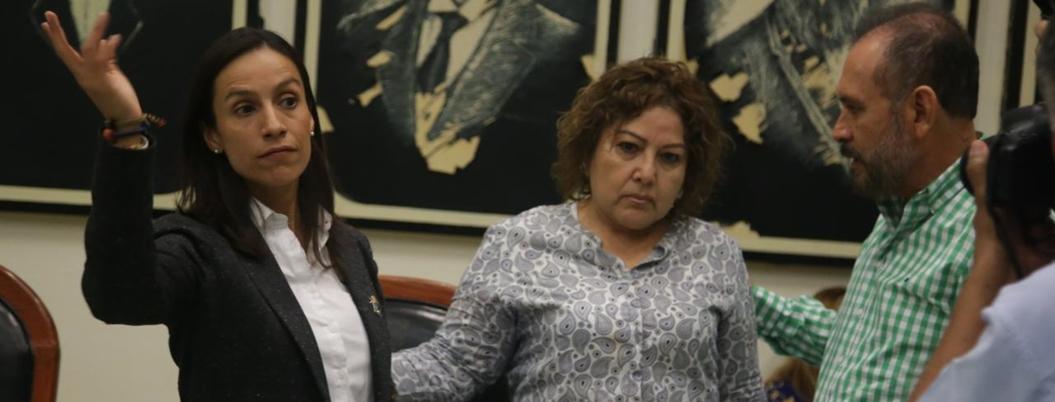 Diputadas de Morena propondrán a una mujer para Derechos Humanos