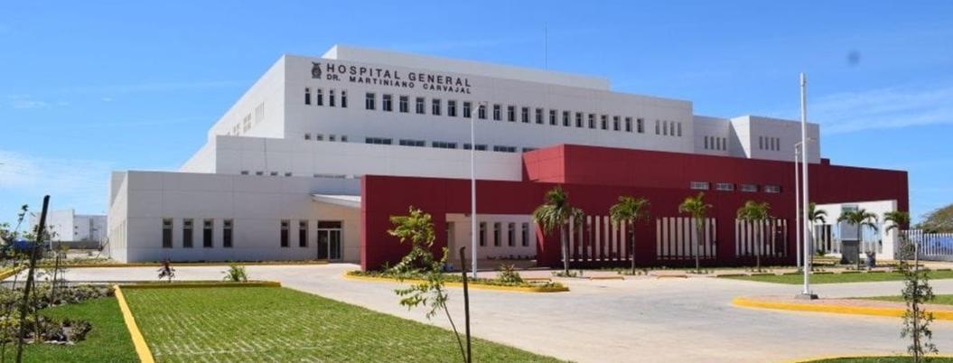Salud federal rehabilita 18 hospitales y 70 Centros de Salud