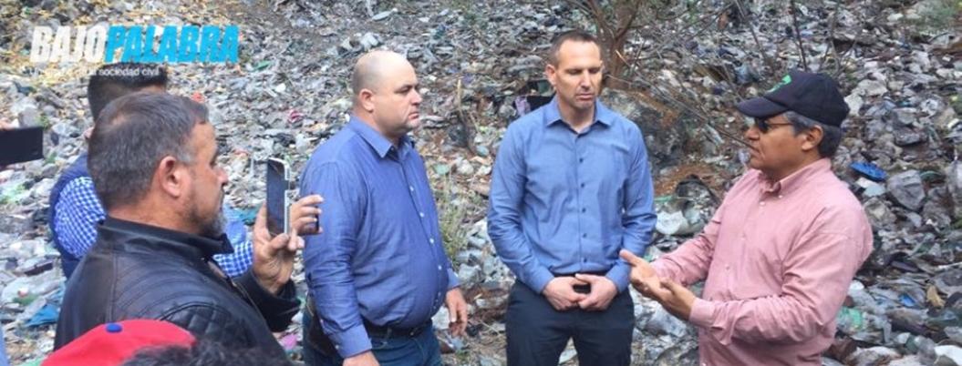 LeBarón califican basurero de Cocula como símbolo a la impunidad