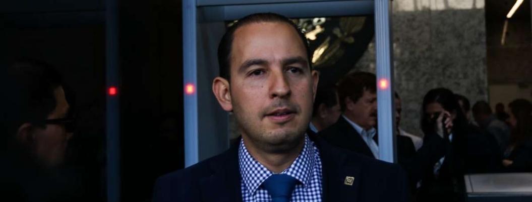 Marko Cortés insiste en que Obrador gobierna con ocurrencias