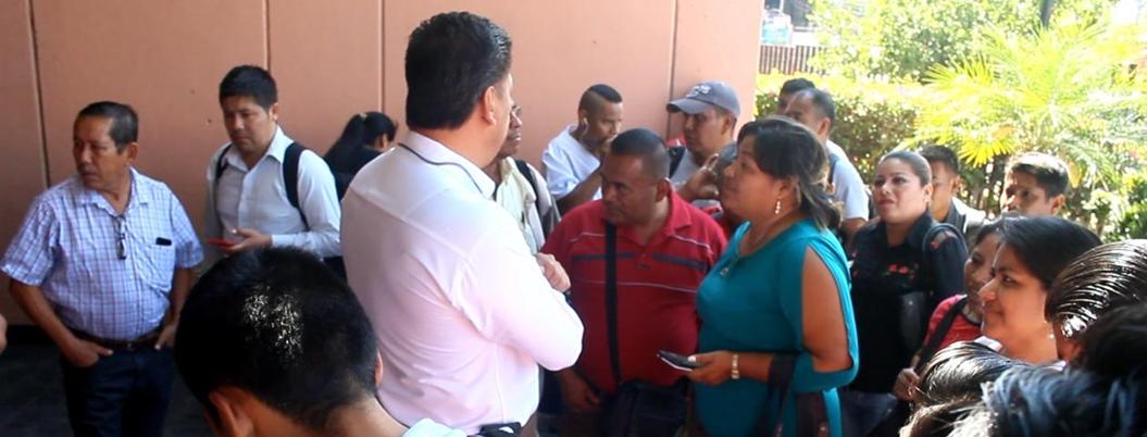 Docentes de Prepas Populares piden reconocimiento oficial