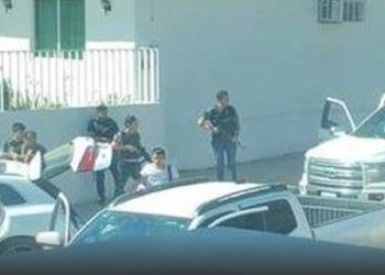 Reportan comandos armado y balaceras en varias zonas de Culiacán