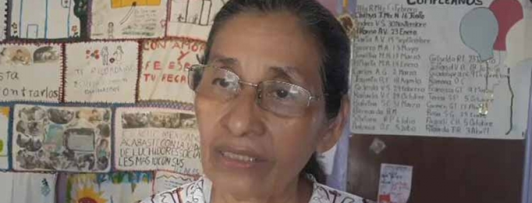 Tita Radilla apura a diputados proponer a encargado de CDHEG
