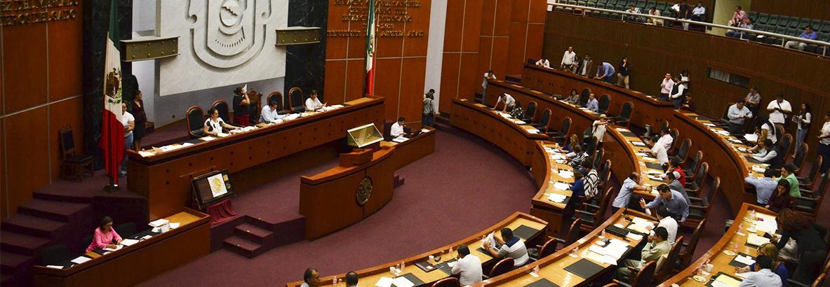 Diputados de Guerrero reconocen rezago legislativo