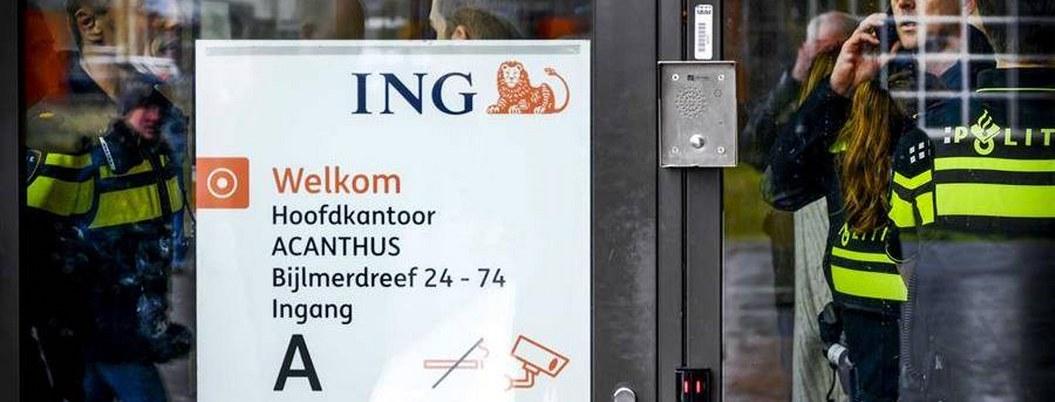 Carta bomba explota en banco de Ámsterdam