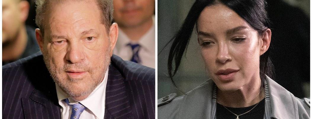 Mexicana testifica en juicio de Weinstein por agresión sexual