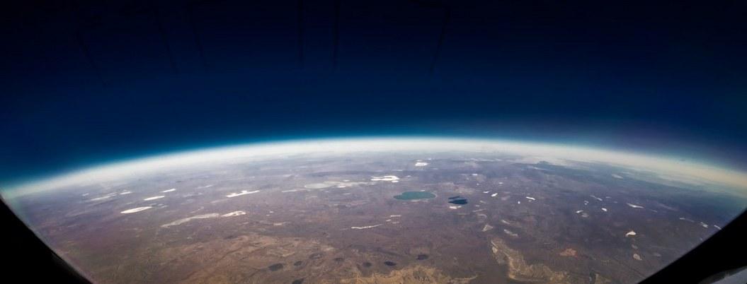 Así luce la orilla del espacio, según la NASA