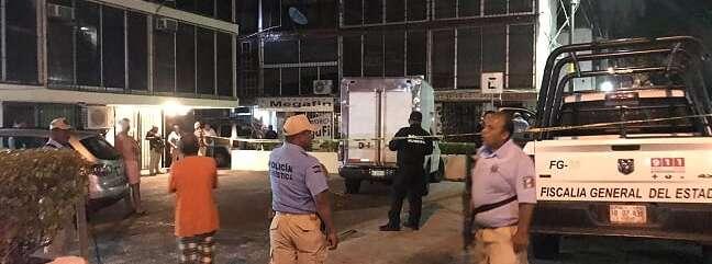 Asesinan a empresario en zona turística de Acapulco